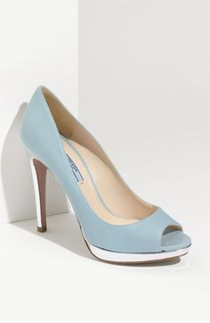 light blue is the new nude!