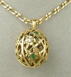 Faberge Jewelry ...Beautiful!