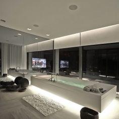S House Interior lighting