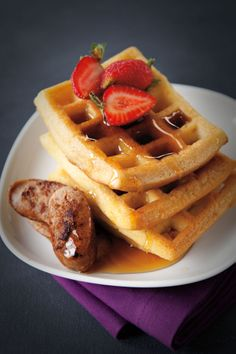 #Epicure Classic Waffles #MothersDay