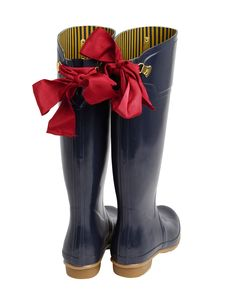 Joules Wellies.... I love wellies and their connection to Harry Potter is a bonus!