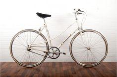 Gazelle Tour de France white