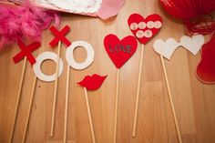 Homemade Valentine's Day Photography Props how to  by Brittany Lynn Studios