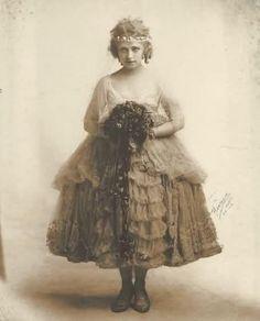 Bride, 1918