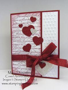 #papercraft #valentines #card