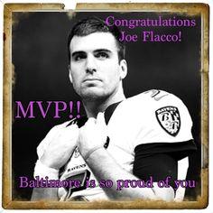 Love Joe Flacco