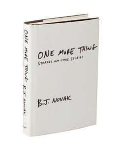 Summer Book Club: One More Thing