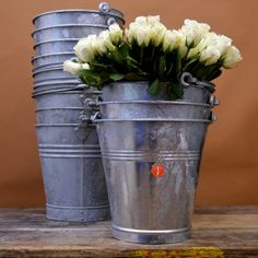Swiss Army #Buckets - #Vintage Objects - Pedlars Vintage