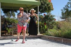 October 5, 2013 - Harvest Festival at Landmark Vineyards. Taste new wine club releases, eat delicious food, play a game of bocce ball or take a horse-drawn wagon ride through the vineyard. #sonomaharvest2013 #sonomacounty #sonomaevents #bocceball