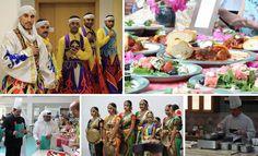 An International Food Festival in Qatar for Food Revolution Day