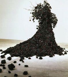 Petah Coyne. 'Untitled #1103 (Daphne)' 2002-3
