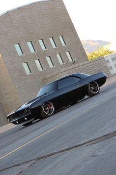 1969 Camaro.