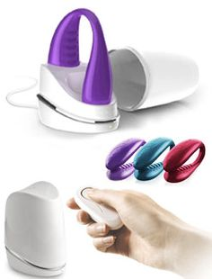 The We-Vibe 3 has even more power (40% more than the We-Vibe 2), a completely waterproof design with a convenient wireless remote control within a range of 3 meters (10 feet). It offers 2 nearly silent motors with a wireless remote control or option of manual operation. In addition you can enjoy 6 thrilling vibration modes and store it in the discreet 2-in-1 storage case / wireless charger with up to 2 hours of play on a single charge.    http://www.holisticwisdom.com/we-vibe-vibrator-3.htm