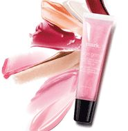 this lipgloss is irrestible <3