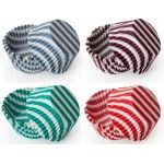 Striped Cupcake Liners, Standard Size Baking Cups BULK - 500 Liners (6 Colors Available!)