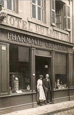 Farmacia Chatagnon #farmacia #pharmacy