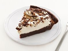 Mississippi Mud Pie Recipe : Food Network Kitchens : Food Network - FoodNetwork.com