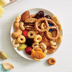 Nuts and Bolts Trail Mix | CookingLight.com