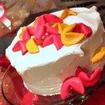 beauti cake, birthday parties, fortun cooki, kid parti, miela parti, chines birthday, parti idea