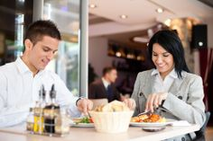 5 Tips For A Successful Business Lunch with your Interviewer http://careers.ua.edu