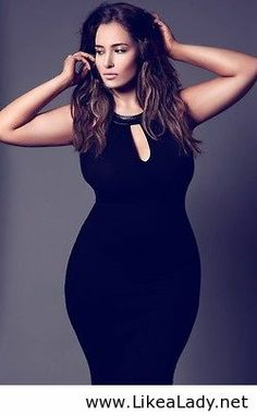 Ladies with curves, should not hide them-self