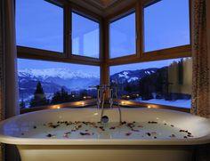 Forsthofalm Hotel, Austria forsthofalm hotel, bathtub, hotels