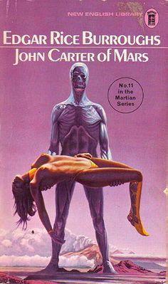 John Carter of Mars.