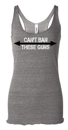 tank top, ban, fit, guns, laugh, cloth, funny summer shirts, gun tank, tanks