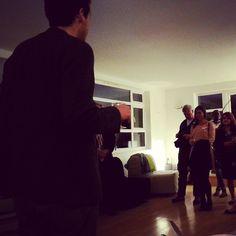 "@Blabla Car's photo: ""Dan giving a nice speech :) #BlaBlaDrink"""