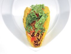 Spiced Lentil Tacos from Epicurious.com #myplate #protein