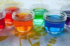 ball jars, confetti egg, egg decorating, egg dye, egg color