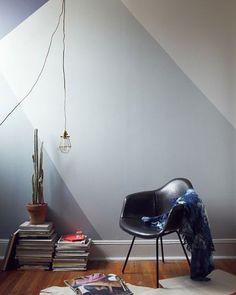 Wonderful Walls: 5 Favorite Bold Wall Paint Methods