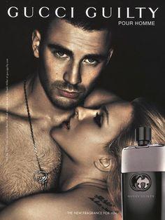 Chris Evans Ad For Gucci Guilty For Men