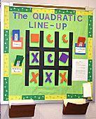 TOPIC:  Solving Quadratic  Equations
