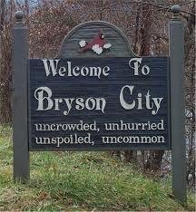 Bryson City, NC ...