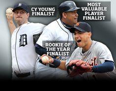 Detroit Tigers ⚾ on Pinterest | 800 Pins