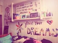 I will deff be using cute word sticjers on my walls!