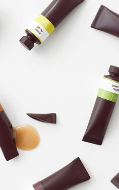 Two of may favorite things! These Chocolates Are Disguised As Tubes Of Paint paint