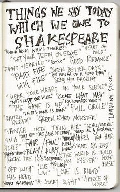 Find Shakespeare in the PR2848s, on the 2nd floor.