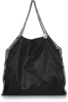 Stella McCartney bag! its vegan & super beautifull! new goal in life is to get one! maybe the coral one:D