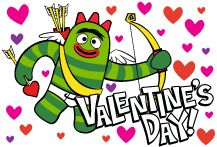 We ♥ Valentine's Day!