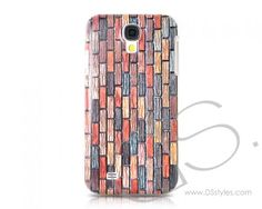Stylish Series Samsung Galaxy S4 Cases i9500 - Brick