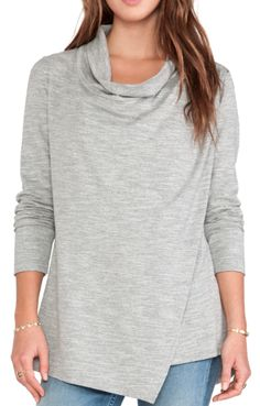 heather grey wrap cardigan  http://rstyle.me/n/pp7xwpdpe