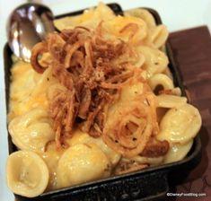 macaroni and cheese, chees yachtsman, thing disney, resorts, truffle mac and cheese, yachtsman steakhous, magic food, truffl macaroni, disney food