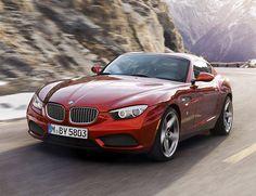 BMW Zegato. #BMW #cars #automobiles #vehicles