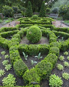 herb garden design | Herb-garden-pictures