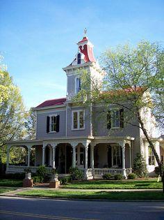 Historic Oakwood Raleigh, NC