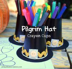 Pilgrim Hat Marker C
