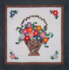 hexagon quilt patterns | New Quilts added May 18, 2010: