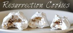 Resurrection Cookies: Directions & Printable Recipe